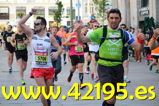 Marathon Madrid 4053