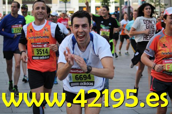 Marathon Madrid 4070