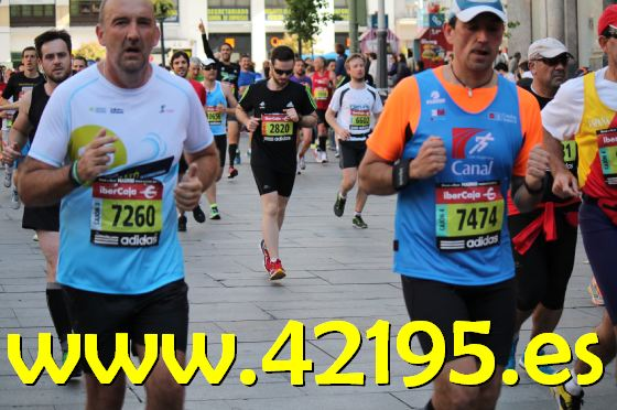 Marathon Madrid 4075