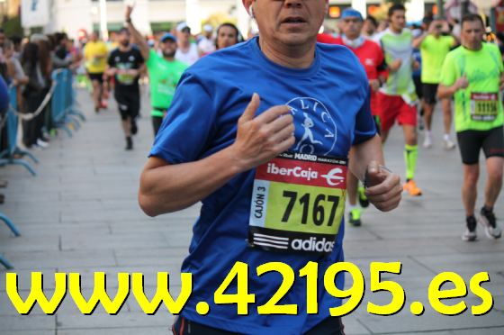 Marathon Madrid 4078