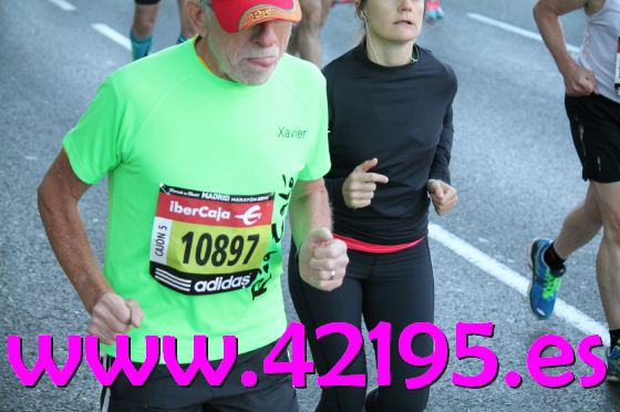 Marathon Madrid 1764