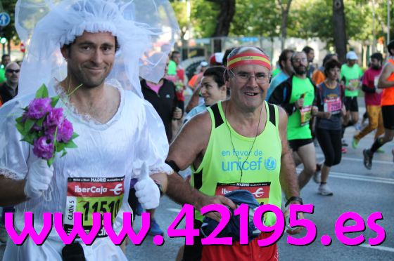 Marathon Madrid 1767