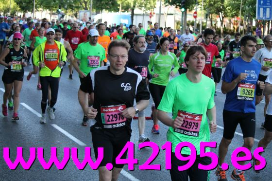 Marathon Madrid 1773