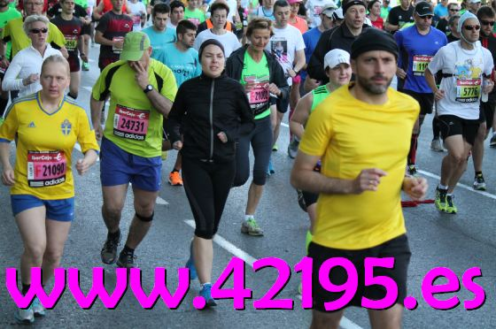 Marathon Madrid 1776