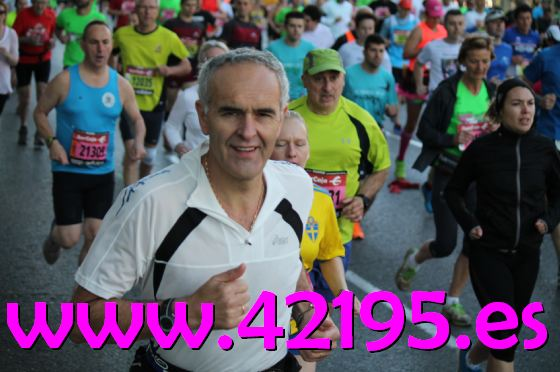 Marathon Madrid 1777