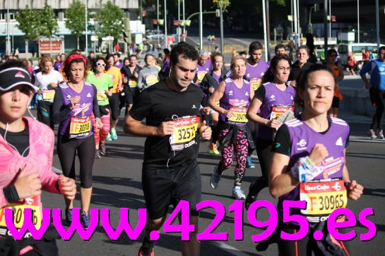 Marathon Madrid 2099