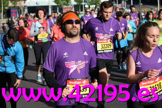 Marathon Madrid 2103