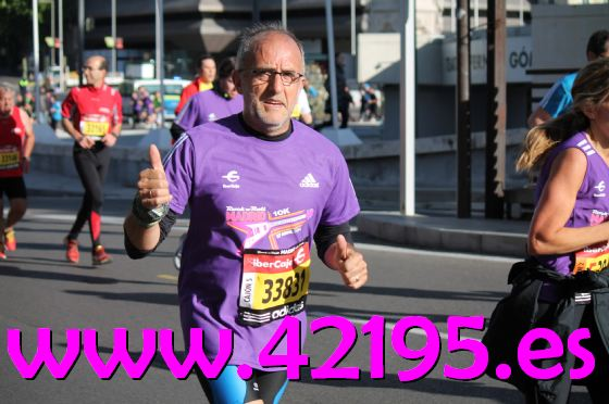 Marathon Madrid 2118