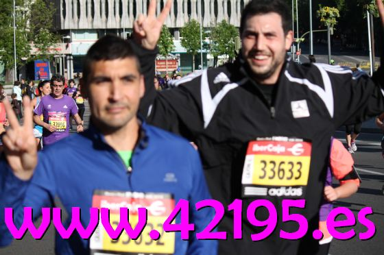 Marathon Madrid 2122