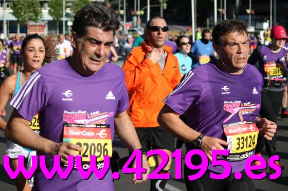 Marathon Madrid 2125