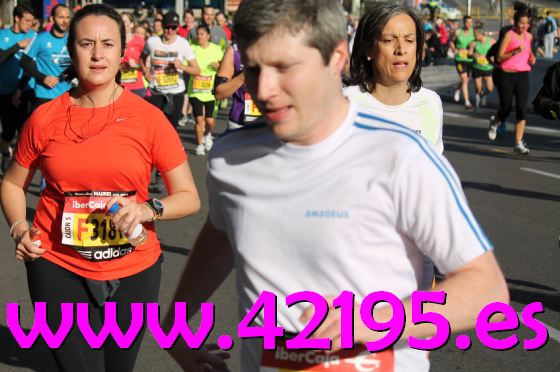 Marathon Madrid 2158