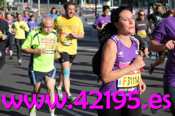 Marathon Madrid 2178