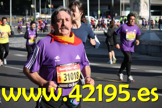 Marathon Madrid 2301