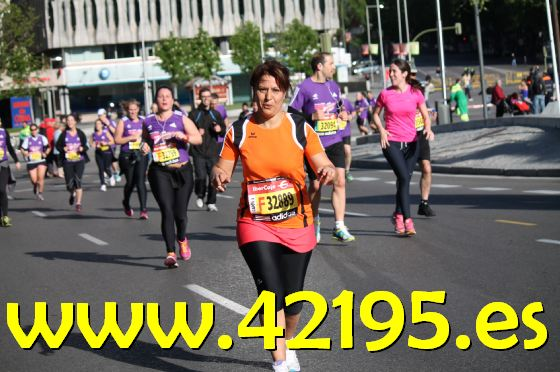 Marathon Madrid 2458