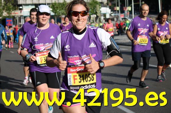 Marathon Madrid 2466