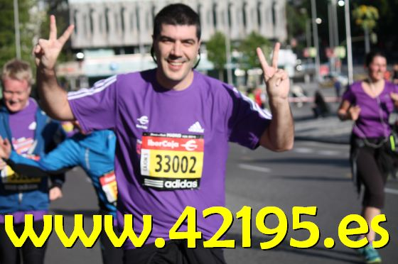 Marathon Madrid 2468