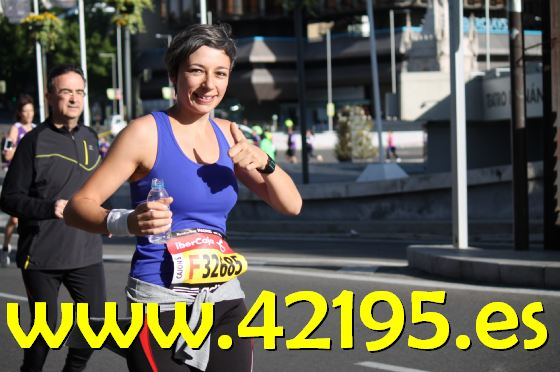 Marathon Madrid 2472