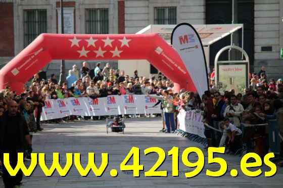 Marathon Madrid 2680