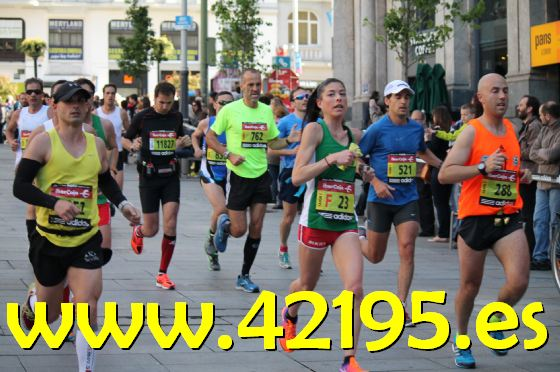 Marathon Madrid 2942