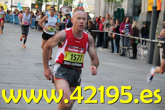 Marathon Madrid 3001