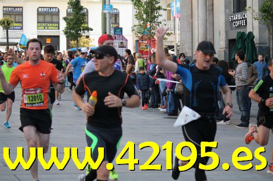 Marathon Madrid 3168