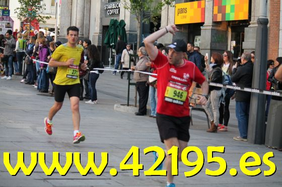 Marathon Madrid 3180