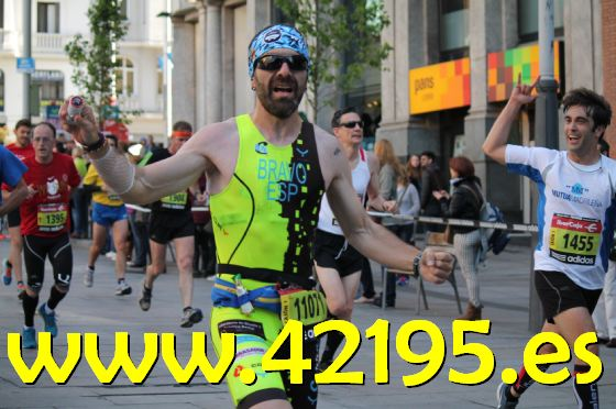 Marathon Madrid 3235