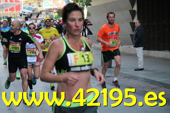 Marathon Madrid 3343