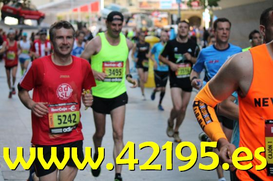Marathon Madrid 3345