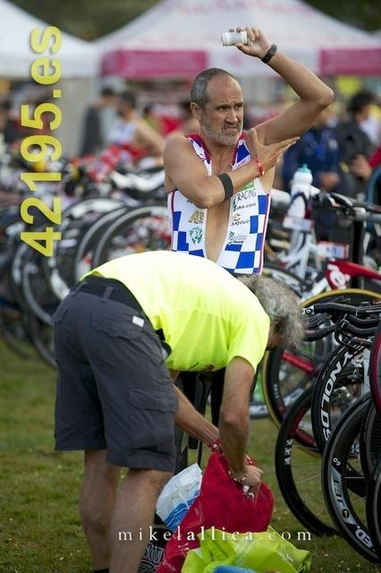 Mikel Allica Triatlon Vitoria 2013 14