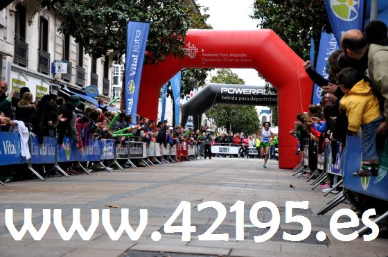 MARATHON VITORIA Finish 1