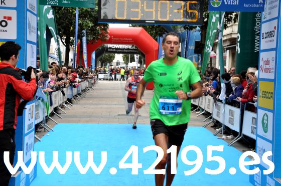 MARATHON VITORIA Finish 3