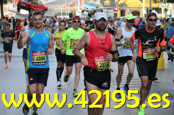 Marathon Madrid 3700