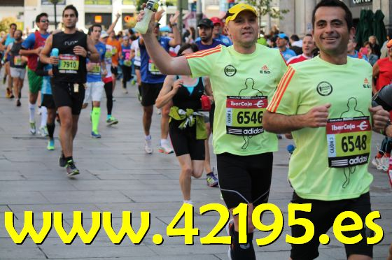 Marathon Madrid 4082