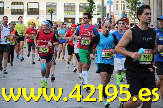 Marathon Madrid 4083