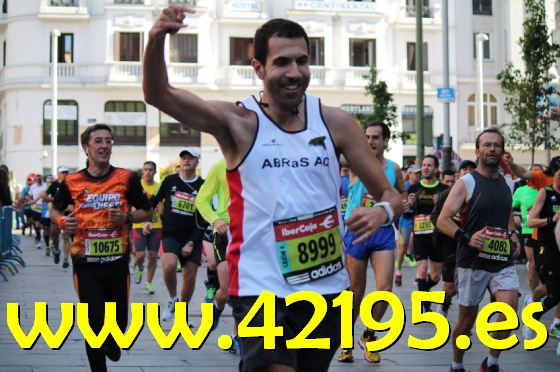 Marathon Madrid 4085