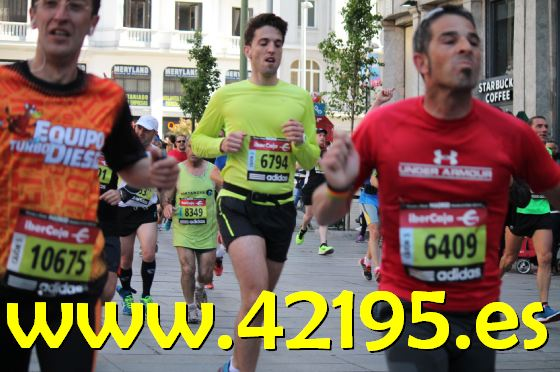 Marathon Madrid 4086