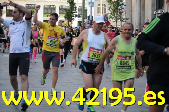 Marathon Madrid 4087