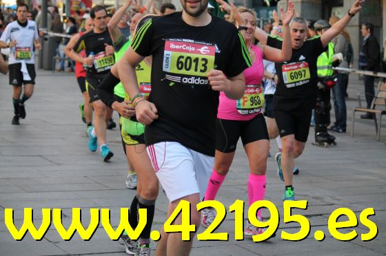 Marathon Madrid 4090