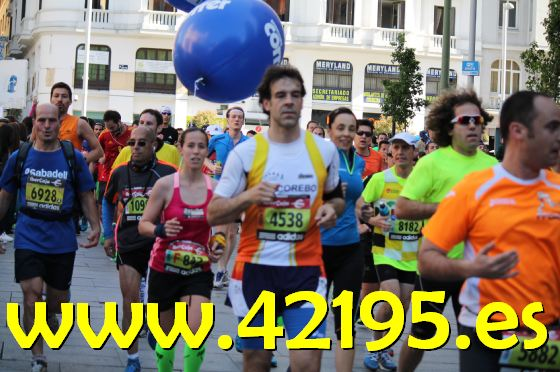 Marathon Madrid 4099