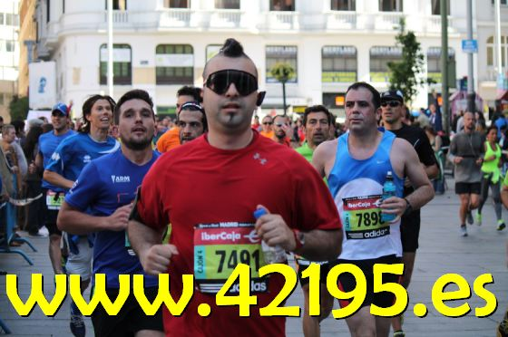 Marathon Madrid 4101