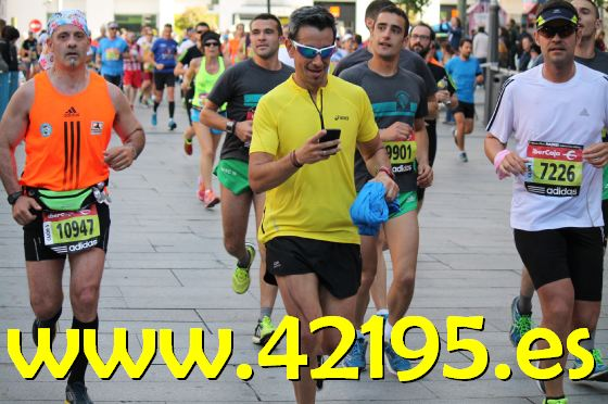 Marathon Madrid 4104