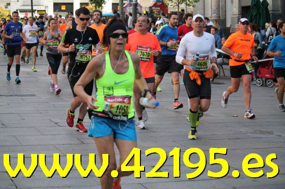 Marathon Madrid 4105