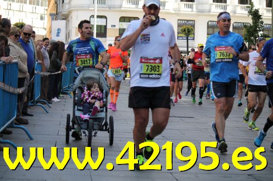 Marathon Madrid 4106