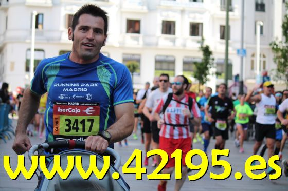 Marathon Madrid 4107