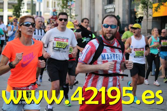 Marathon Madrid 4108