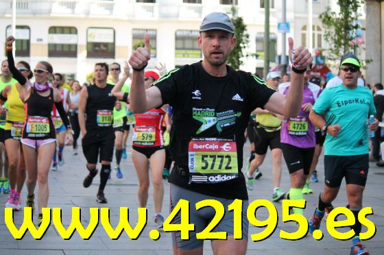 Marathon Madrid 4109