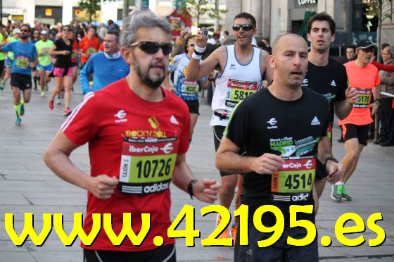 Marathon Madrid 4139
