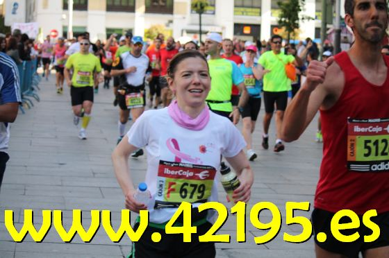 Marathon Madrid 4141