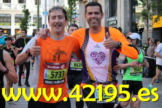 Marathon Madrid 4220